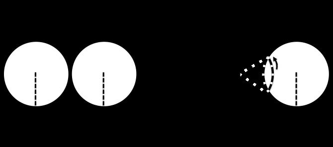 固相焼結の模式図