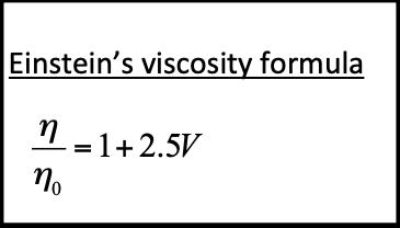 Einsteinの関係式